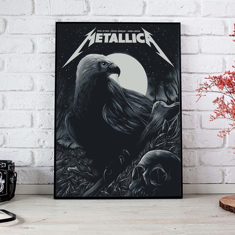 [HD]Постер Metallica - Eagle
