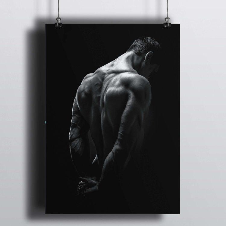 [HD] Постер Мотивируйся