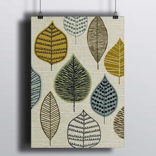 [HD] Постер Осенняя Коллекция
