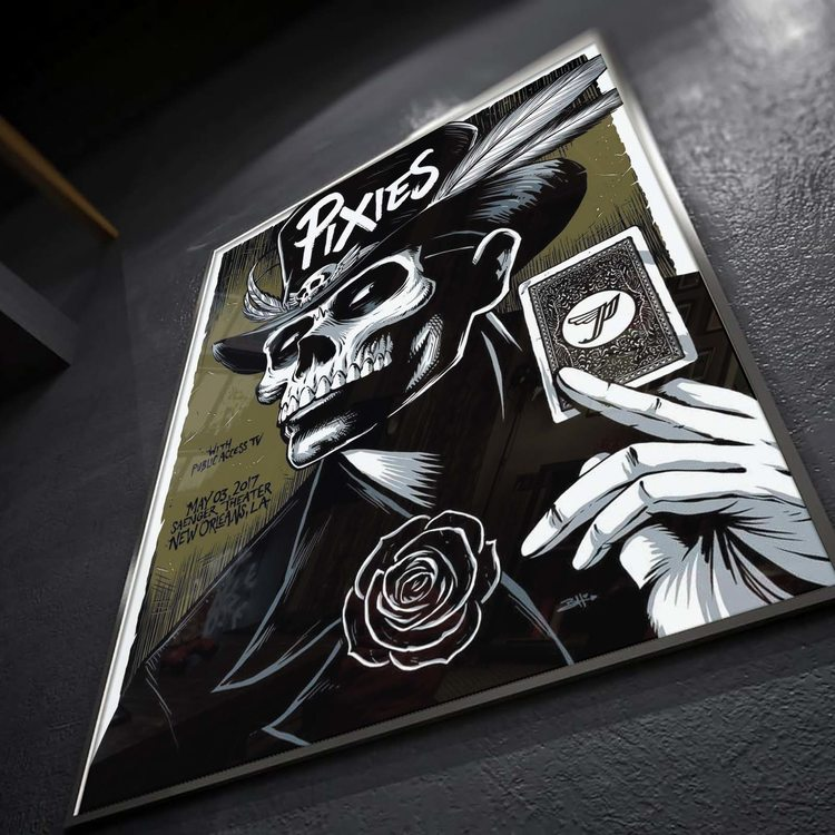 [HD]Постер Pixies