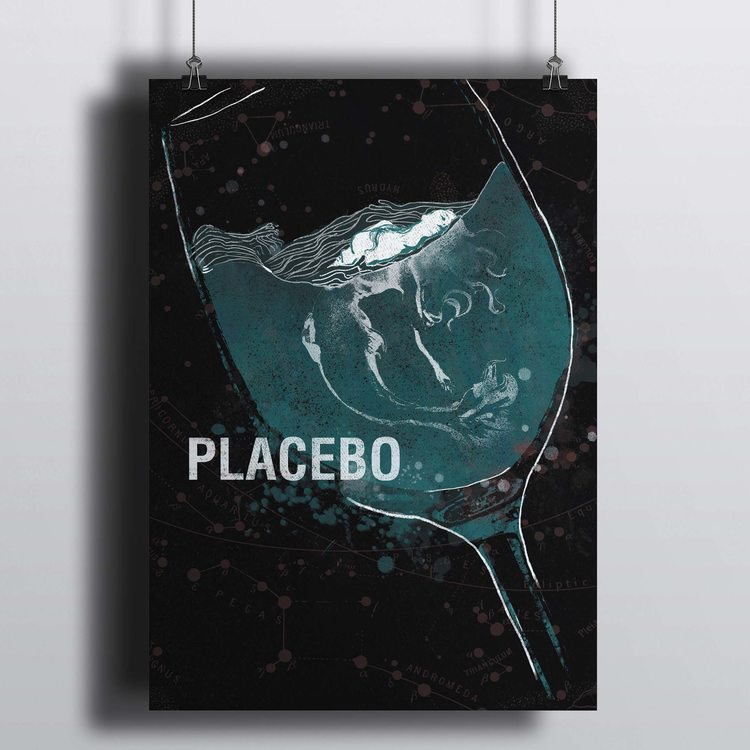 [HD]Постер Placebo
