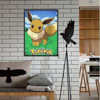 Постер Покемон Иви
