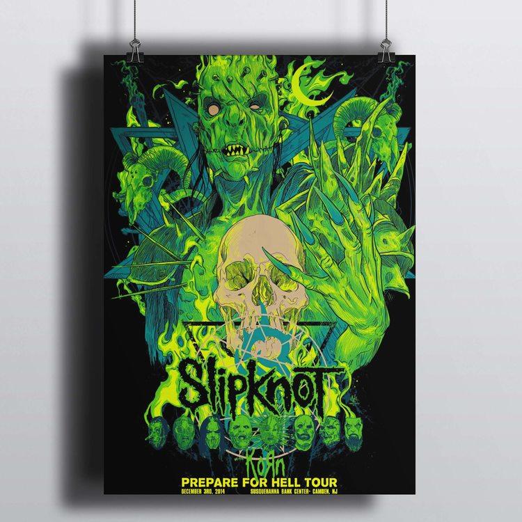 [HD]Постер Slipknot