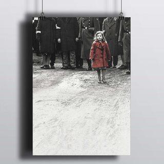 [HD] Постер Список Шиндлера