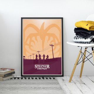 Постер Странные Дела